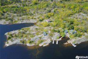 1600 Georgian Bay Water ., Pointe au Baril