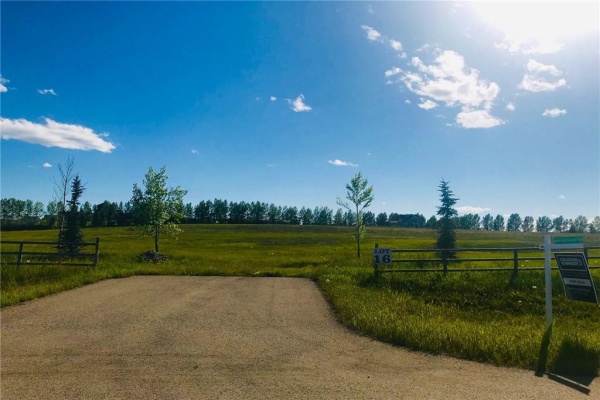 LOT 16 - 286035 50 Street E, Rural Foothills County