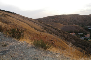 Ridge Line Drive, San Bernardino