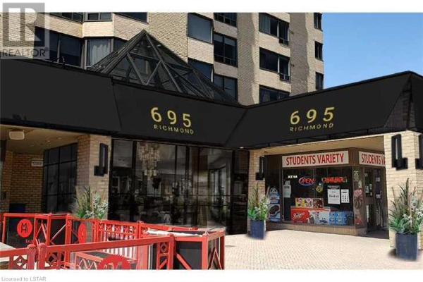 699 RICHMOND Street Unit# 1B, London