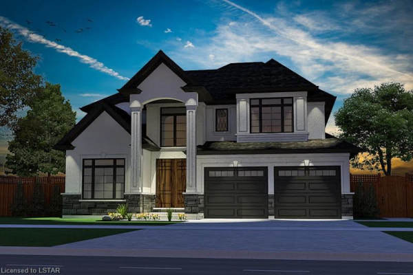 3361 BRUSHLAND Crescent, London