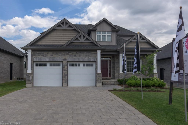 38 TIMBERWALK Trail, Ilderton
