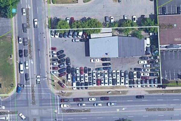 6875 THOROLD STONE Road, Niagara Falls