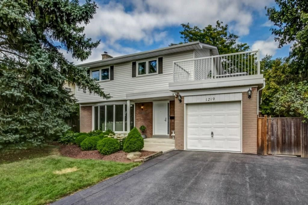 1219 KENSINGTON PARK Road, Oakville