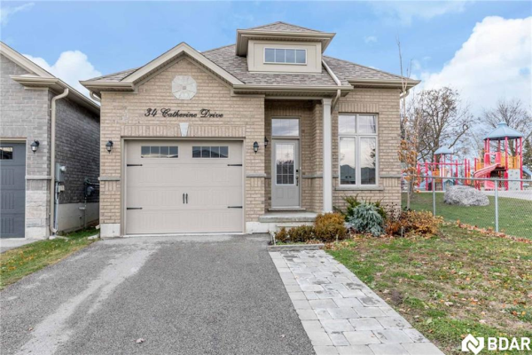 34 Catherine Drive, Barrie