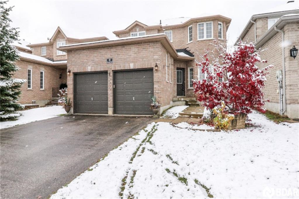 56 PENVILL Trail, Barrie
