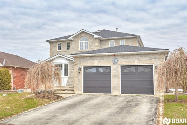 20 LOUGHEED Road, Barrie
