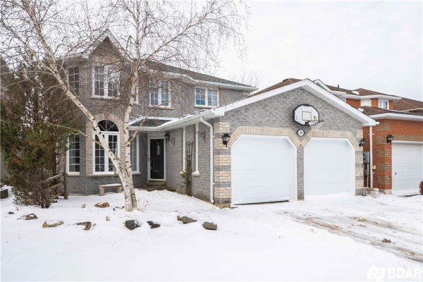 20 BLACK WILLOW Drive, Barrie
