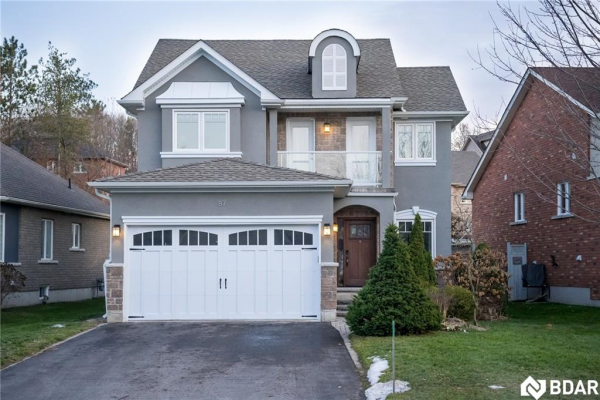 87 Cumming Drive, Barrie