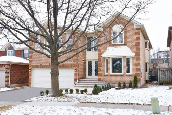 2088 Lumberman Lane, Oakville