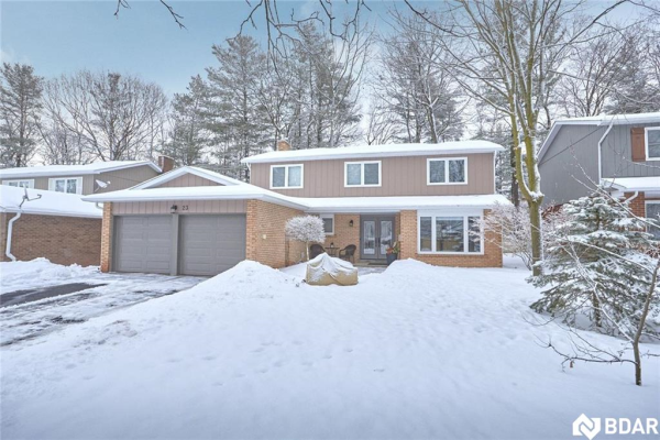 23 OAKRIDGE Drive, Barrie