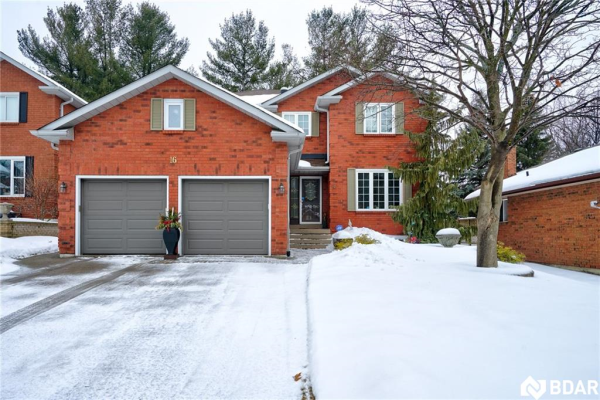16 FLORENCE PARK Road, Barrie