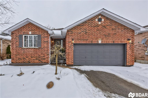 30 KELL Place, Barrie