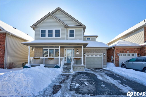 11 BROOKWOOD Drive, Barrie