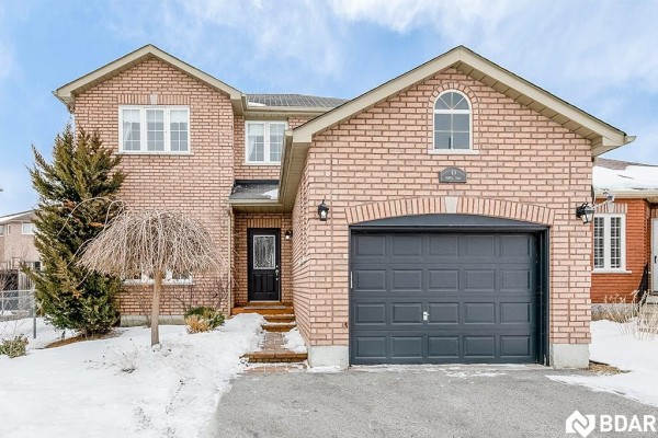49 Penvill Trail, Barrie