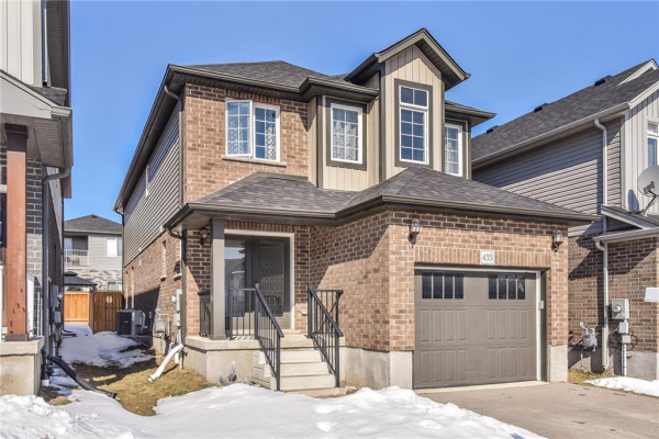 435 Moorlands Crescent, Kitchener
