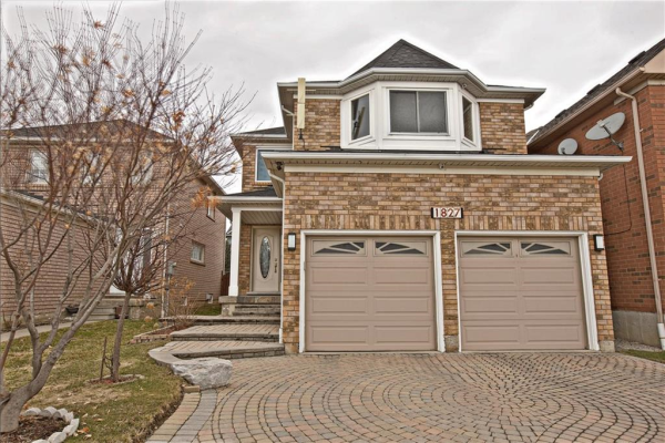 1827 BRIDLINGTON Court, Mississauga