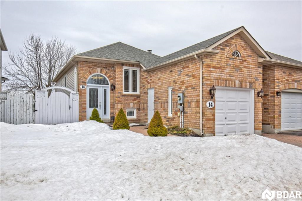 14 RUNDLE Crescent, Barrie