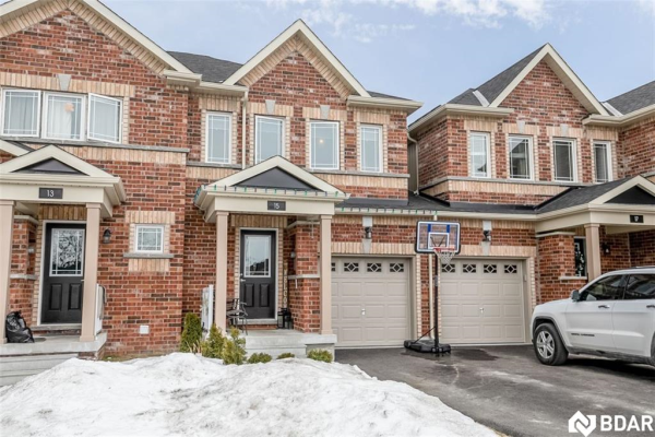 15 FRANKS Way, Barrie
