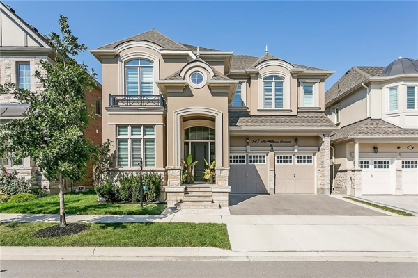 147 Mcwilliams Crescent, Oakville