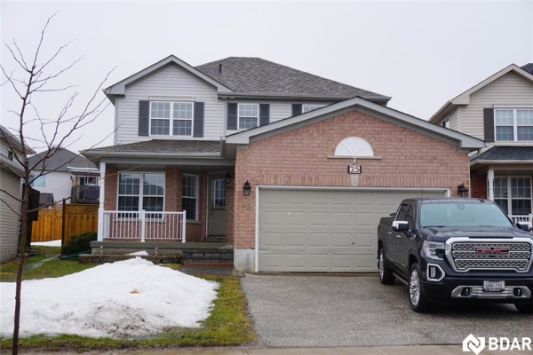 25 COUNTRY Lane, Barrie