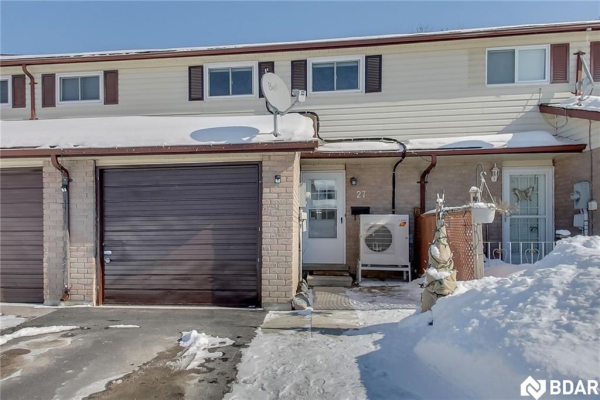 27 DICKENS Drive, Barrie