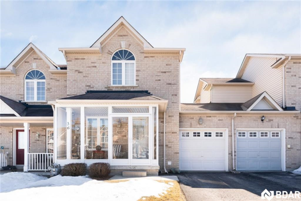 36 Trevino Circle, Barrie