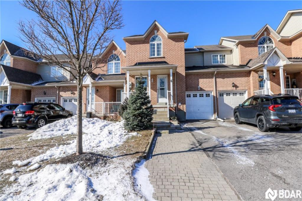 6 TREVINO Circle, Barrie