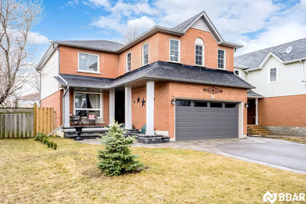91 OShaughnessy Crescent, Barrie