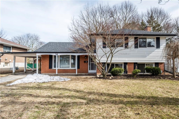 54 BARBERRY Place, Kitchener