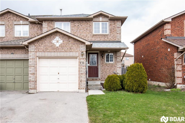 12 LIONS GATE Boulevard, Barrie