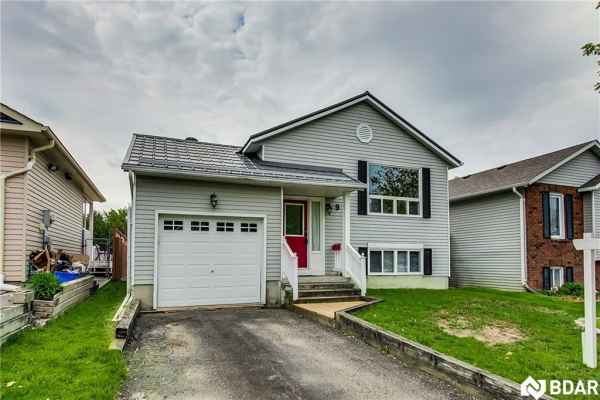 9 KNICELY Road, Barrie
