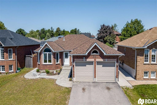 74 MARSELLUS Drive, Barrie