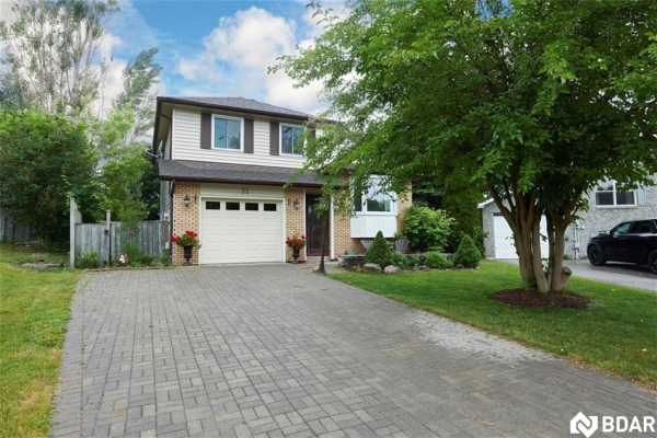 71 MCCONKEY Place, Barrie