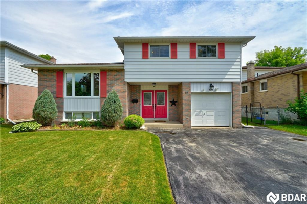 89 COLLEGE Crescent, Barrie