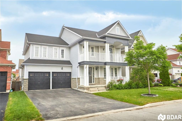 22 COUNSELLOR Terrace, Barrie