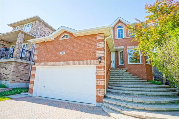 105 CHALMERS Drive, Barrie