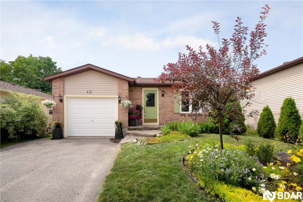43 HICKLING Trail, Barrie
