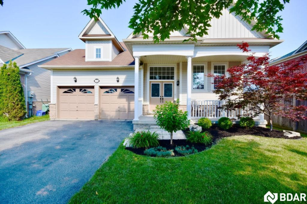 24 SAXON Road, Barrie
