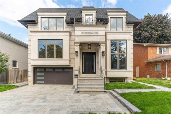 269 UPPER HIGHLAND Crescent, Toronto