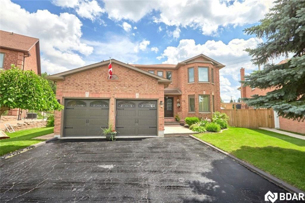 11 CITYVIEW Circle, Barrie