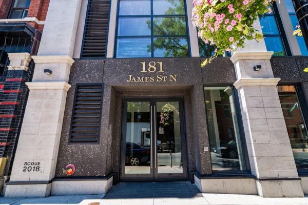 181 James Street N, Hamilton
