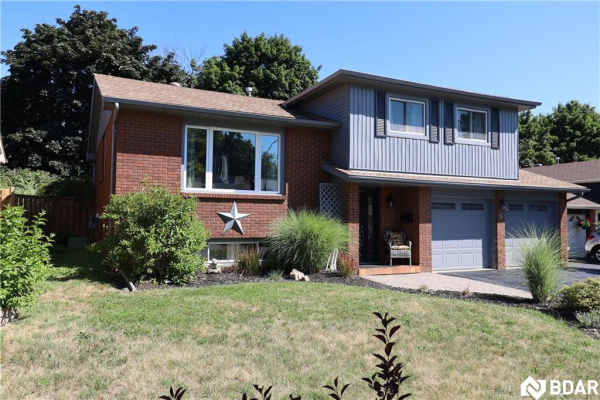 6 GRAND Place, Barrie