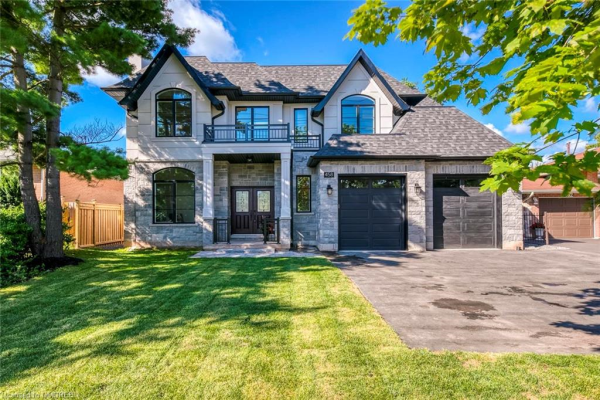 458 Third Line, Oakville