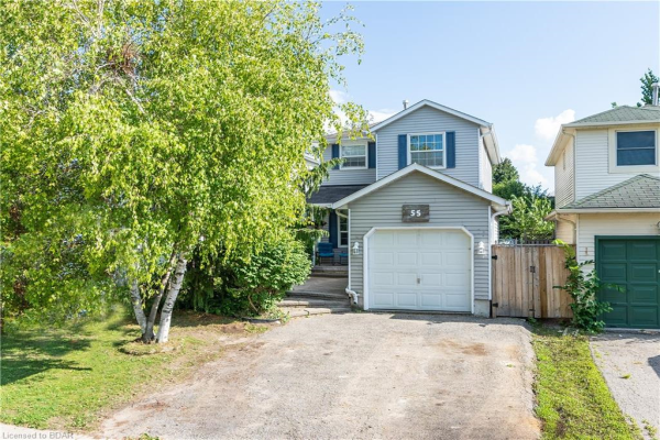 55 PATTON Road, Barrie