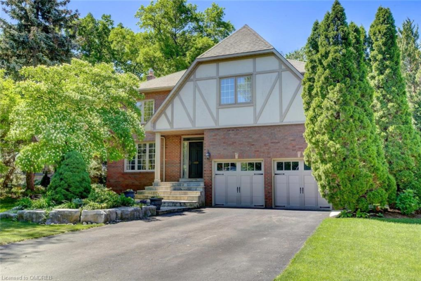 2418 OLD CARRIAGE Road, Mississauga