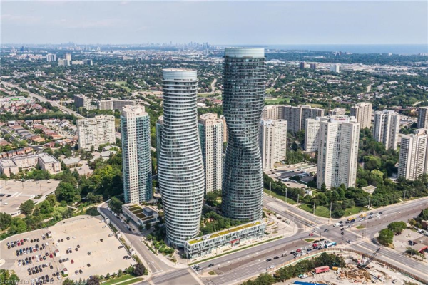 50 ABSOLUTE Avenue, Mississauga