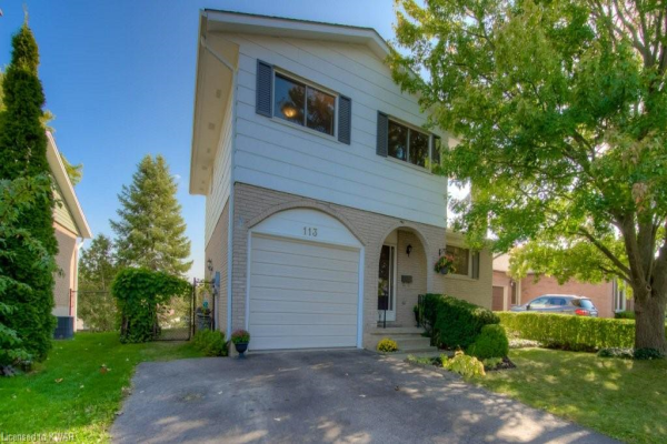 113 BECHTEL Drive, Kitchener