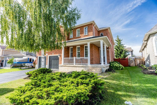 22 PRINCE WILLIAM Way, Barrie