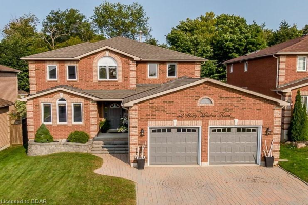 52 HOLLY MEADOW Road, Barrie